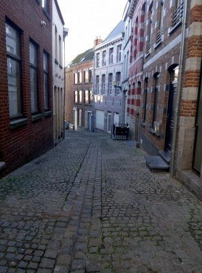 A photo I took in Mons.